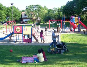 Répertoire des parcs et espaces verts